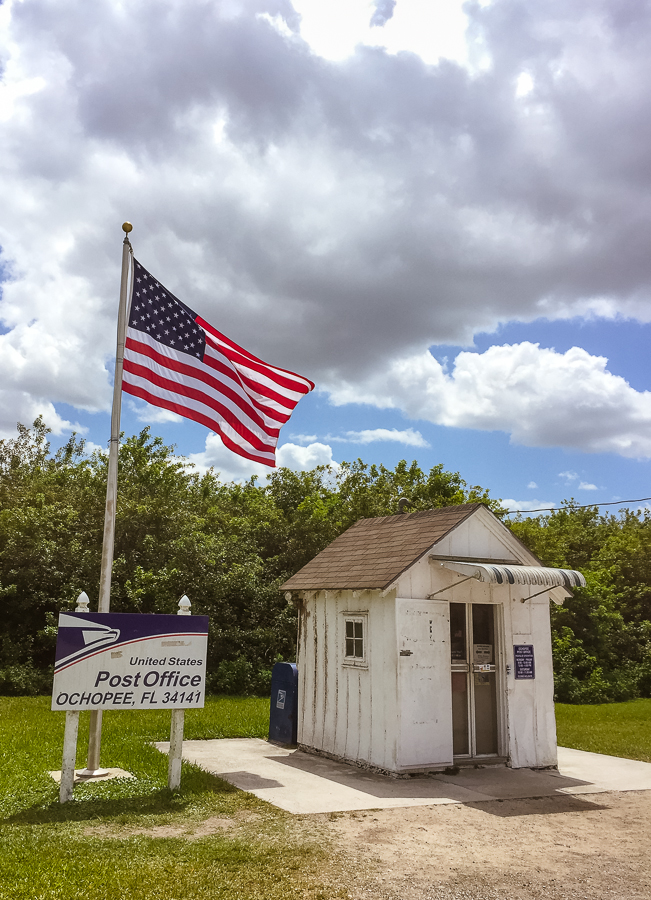 Smallest Post Office in the US