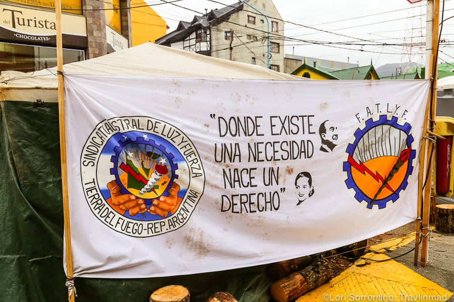 """Where there is a need, create a right"" - Eva (Evita) Duarte Peron"