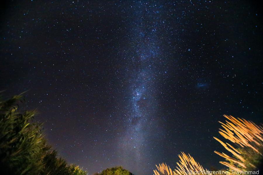 Night Sky over the Atacama desert