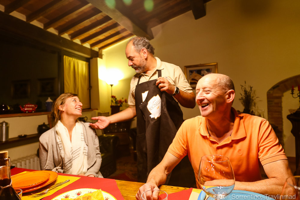Macinello Tuscan Agriturismo