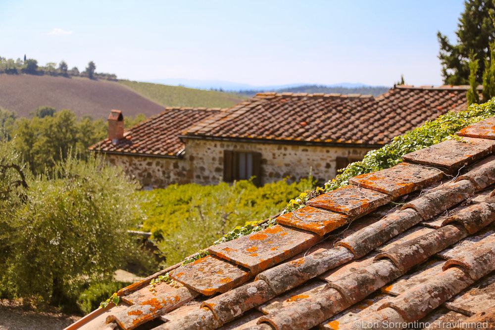Podere Erica, Tuscany, Italy