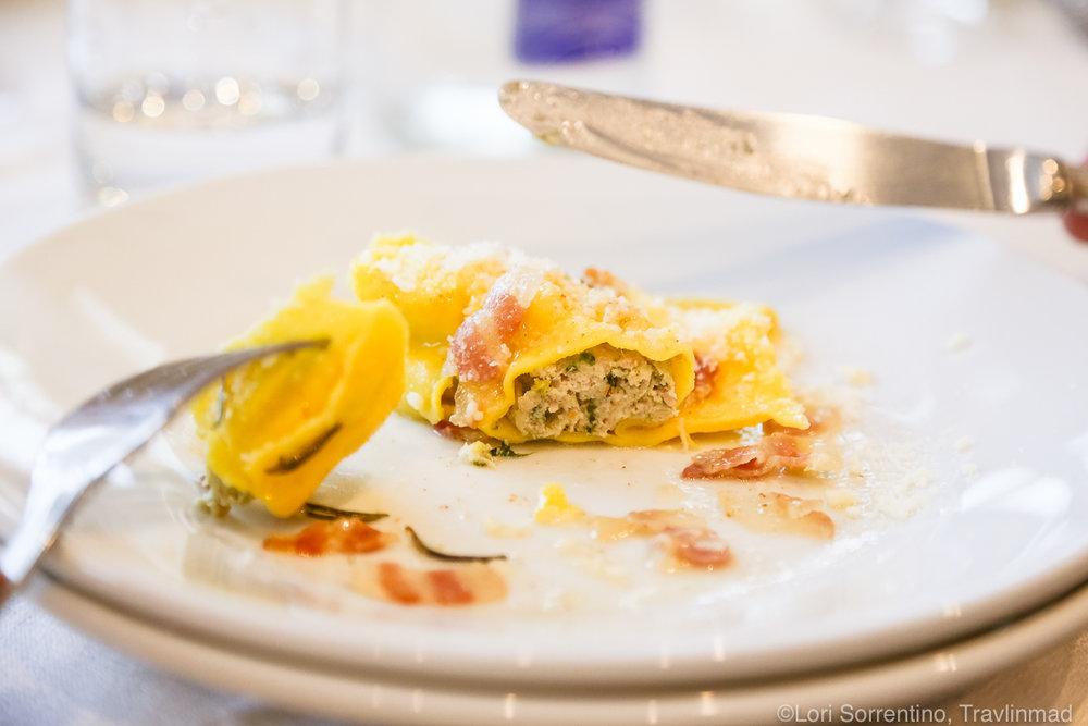 Italian Days Food Feast, Emilia Romagna, Italy