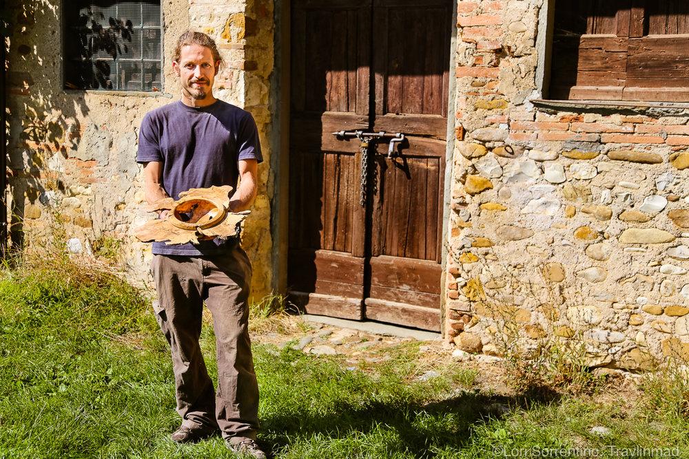 Giorgio Woodworking, Tuscany, Italy