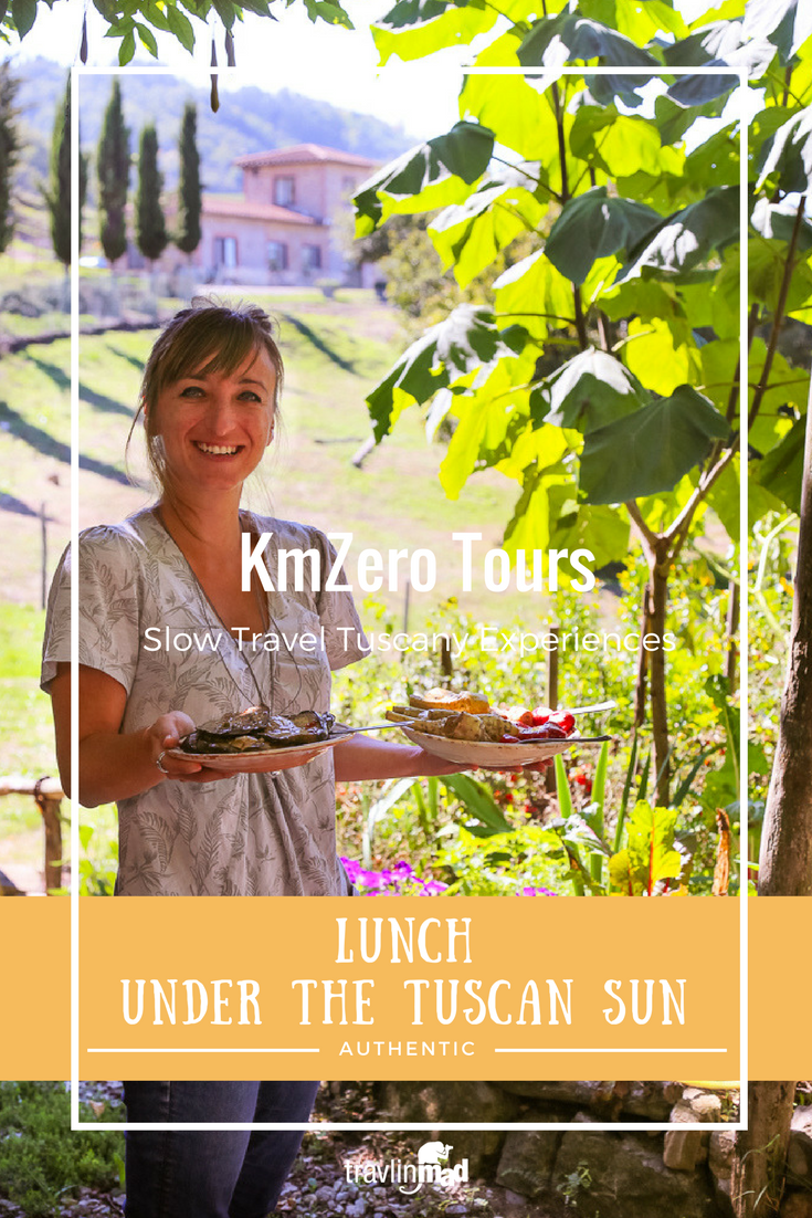 Tuscan Lunch, Chianti