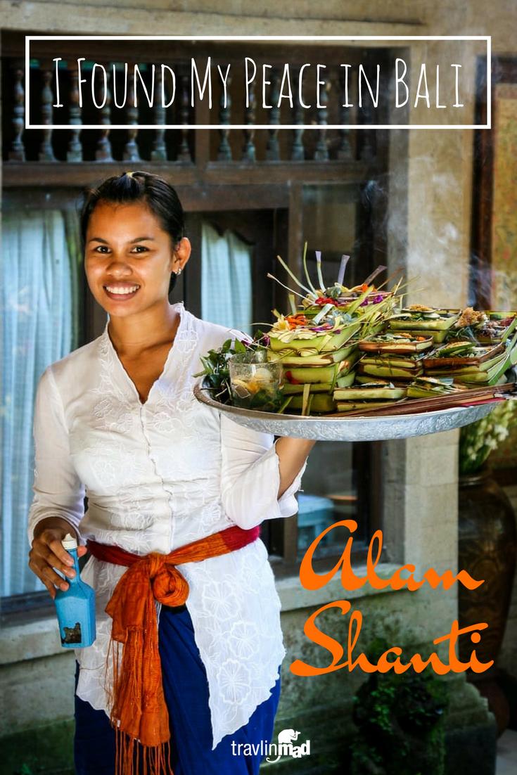 Alam Shanti, Ubud, Bali