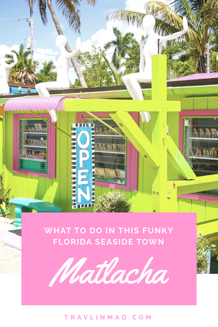 What to See and Do in Matlacha, Florida, the sleepy fishing village with fun shops, funky galleries, and a laid back kind of vibe!