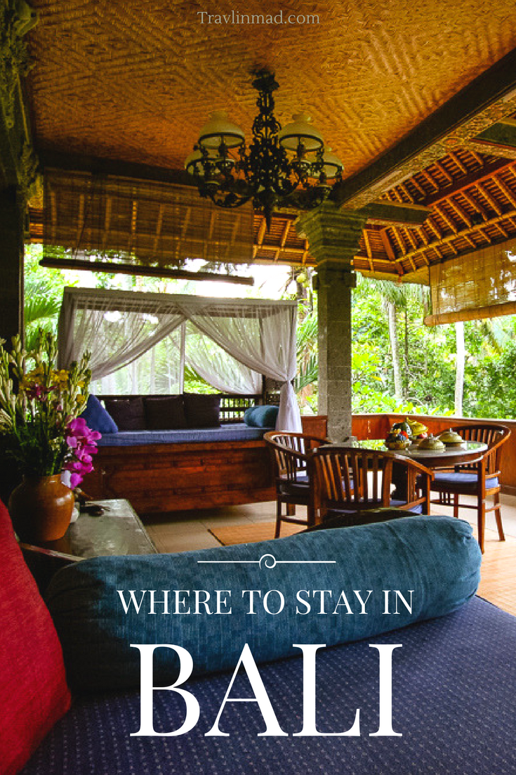 Where to Stay in  Ubud, Bali, Alam Shanti, Alam Indah