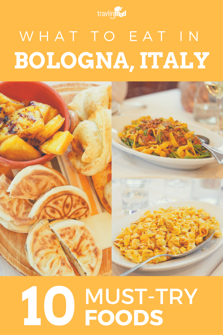 What to Eat in Bologna