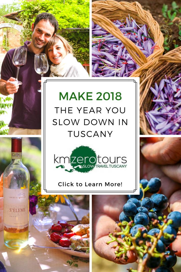 Km Zero Tours, Tuscany, Italy
