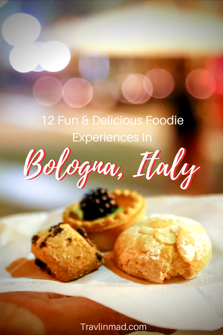 There are so many amazing things to do in Bologna for foodies - from farm-to-table experiences, cooking classes, a Bologna food tour, and Michelin restaurants galore - even Nonna would love it!