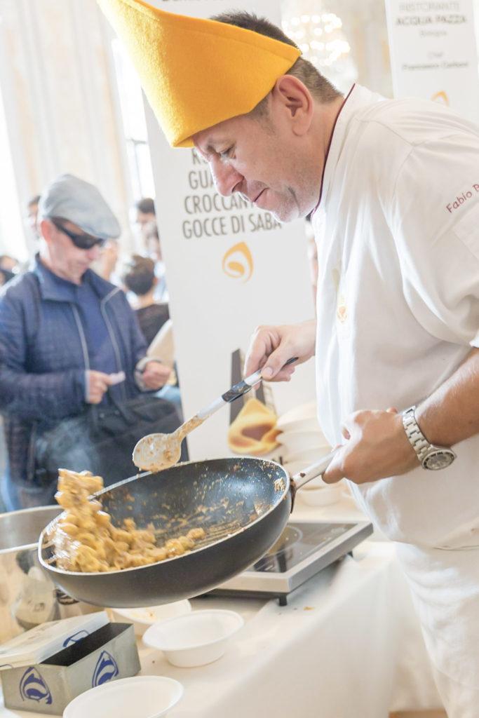 Chef Fabio Berti, photo by Lorenzo Piano
