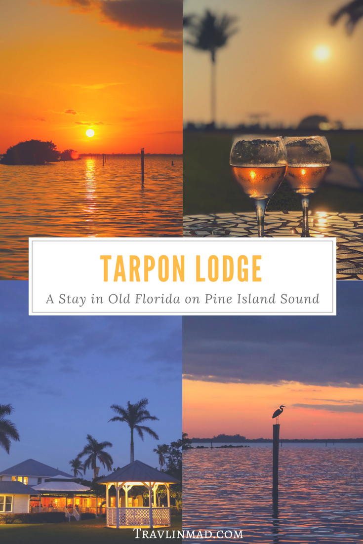 Tarpon Lodge on Pine Island is reminiscent of Old Florida and perfect for a family vacation or romantic getaway. #TarponLodge #PineIsland