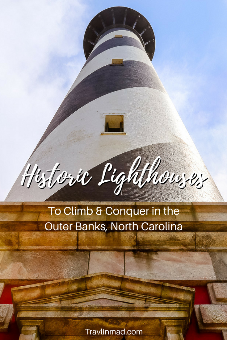 Climbing the string of Outer Banks lighthouses along North Carolina's treacherous coast offers the best view. Find out which OBX lighthouses you can climb, and what to know before you go!