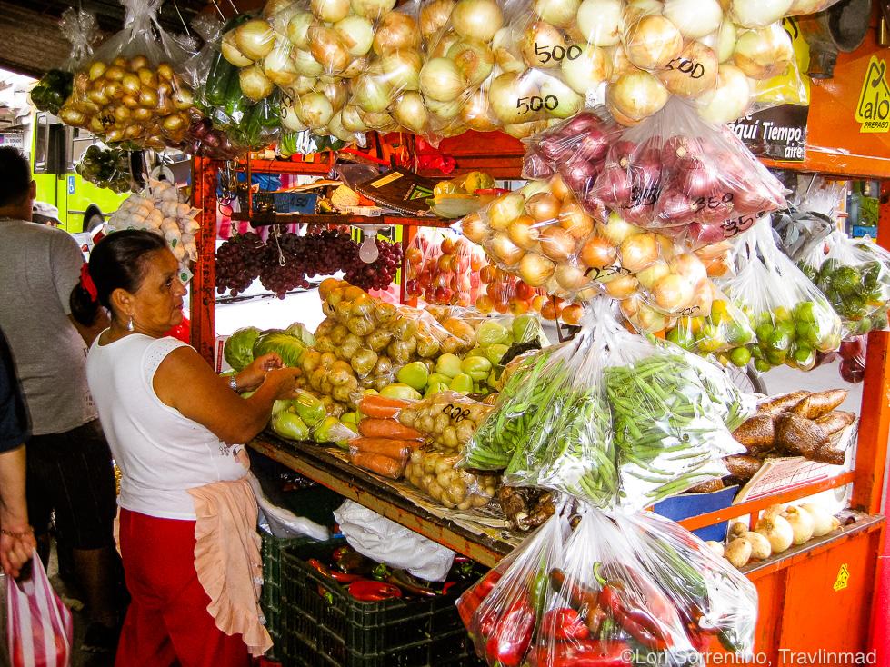 Mercado Central, Central Market, San Jose, Costa Rica