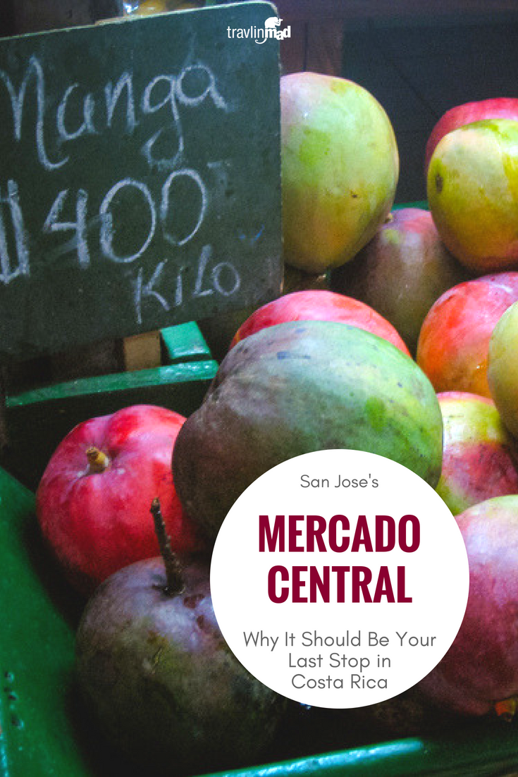 Mercado Central, San Jose, Costa Rica