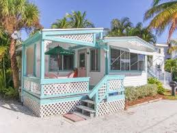 Pretty Sanibel Cottages at Gulf Breeze Cottages, Sanibel Island, Florida