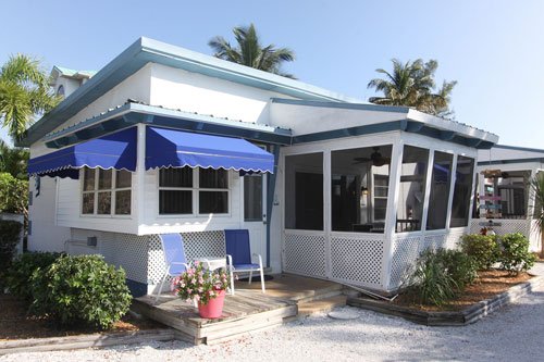 Tropical Winds Cottages, Sanibel Island, Florida