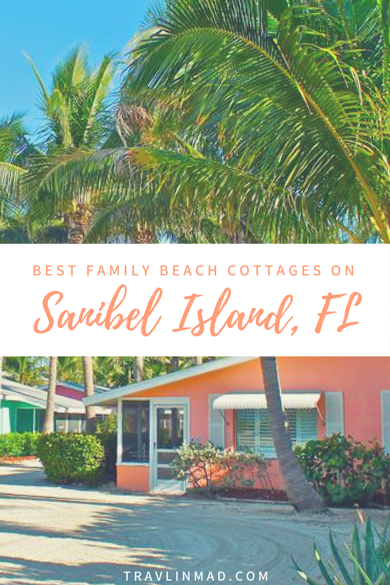 Sanibel Island cottages for rent, Sanibel, Florida