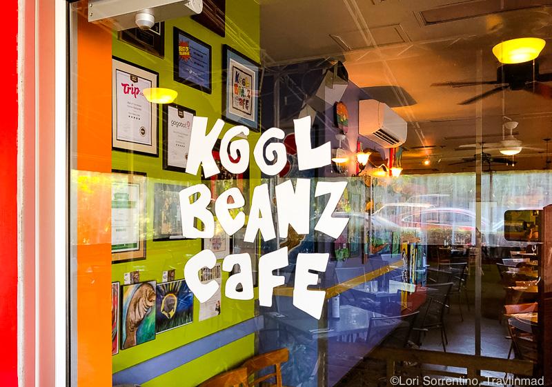 Kool Beanz Cafe, Tallahassee, Florida