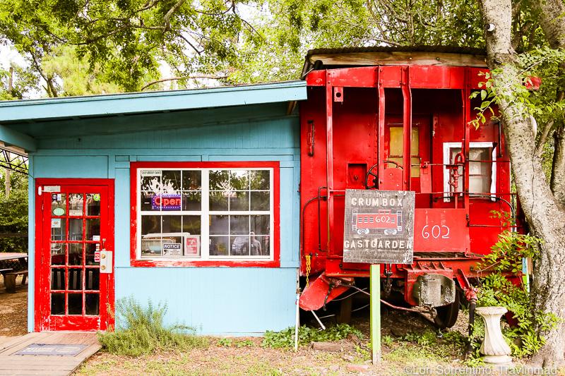Crum box Gastgarden, Tallahassee, Florida