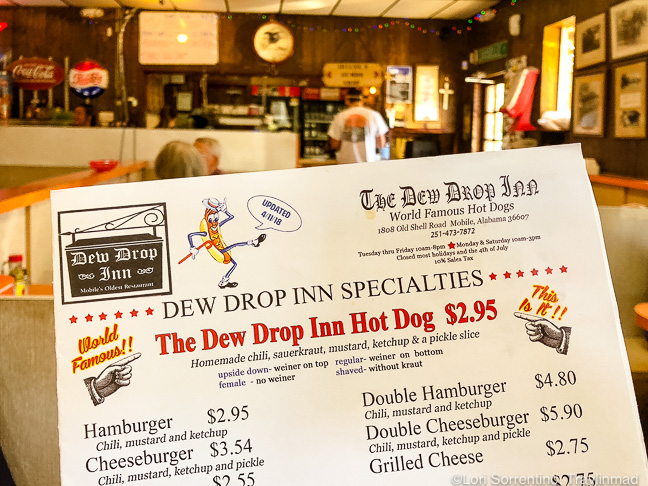 The Dew Drop Inn, Mobile, Alabama