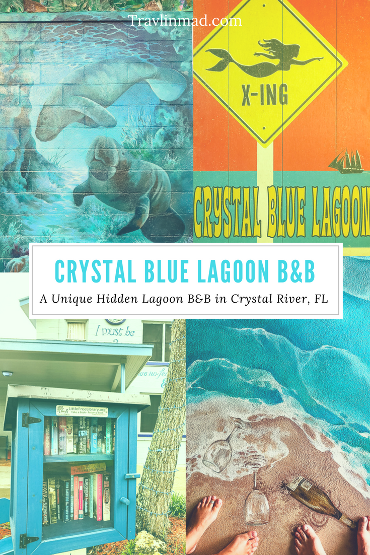 Where to stay in #CrystalRiver, FL, hotels near Three Sisters Springs, Crystal Blue Lagoon B&B, #CrystalRiver #Florida