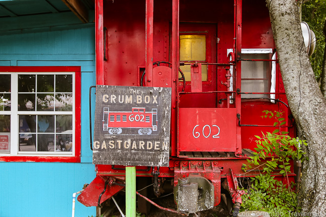Crumbox Gastgarden, Tallahassee, Florida
