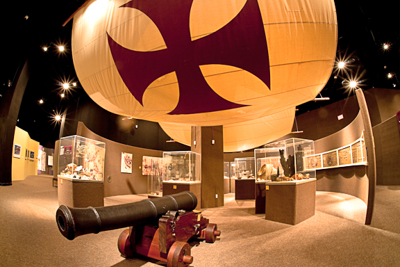 Museum of Florida History Photo courtesy: Visit Tallahassee