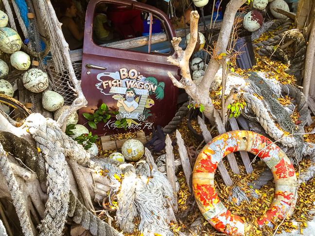 B.O.'s Fish Wagon, Key West, Florida