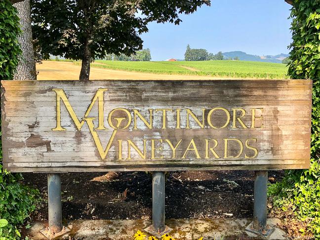 Montinore Estate, Forest Grove, Oregon