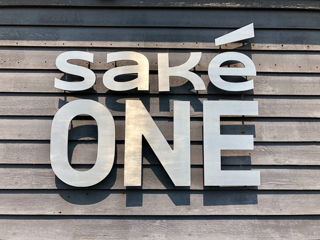 SakeOne, Forest Grove, Oregon