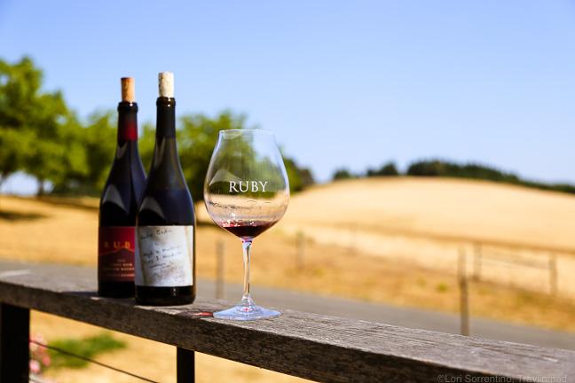 Ruby Vineyards, Willamette Valley, ORegon