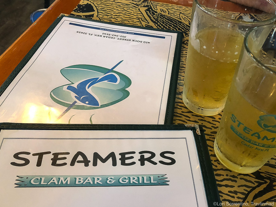 Steamer's Bar & Grill, Cedar Key, Florida