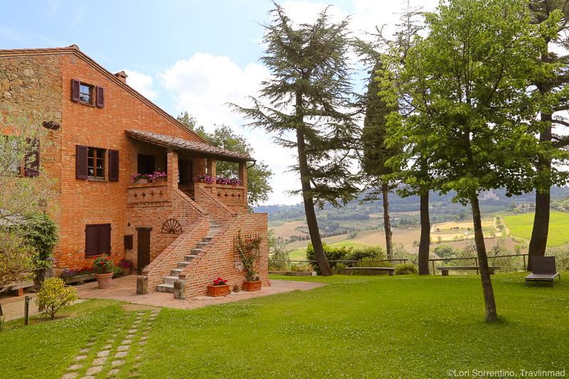 Agriturismo Villa Mazzi, Montelpulciano, Tuscany, Italy