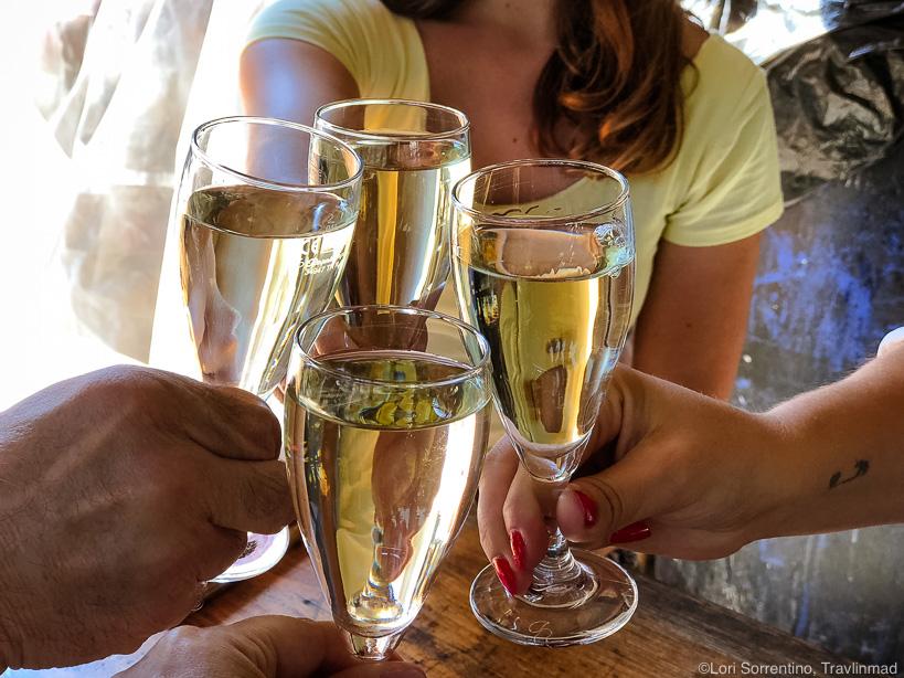 Cheers! Domačija Kuzma, Bela Krajina, Slovenia