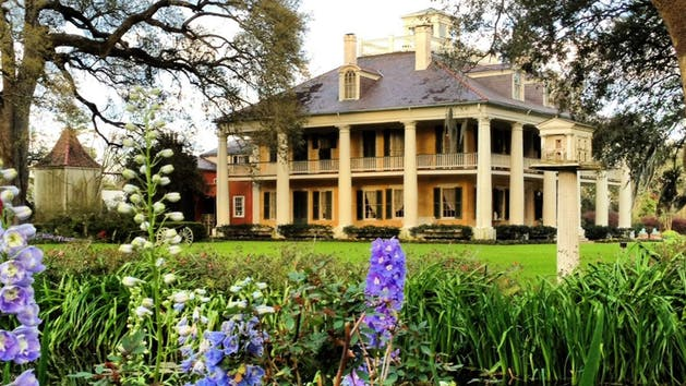 Houmas House Plantation, Louisiana