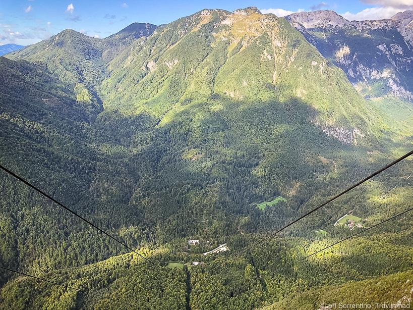 Velika Planina gondola, Slovenia