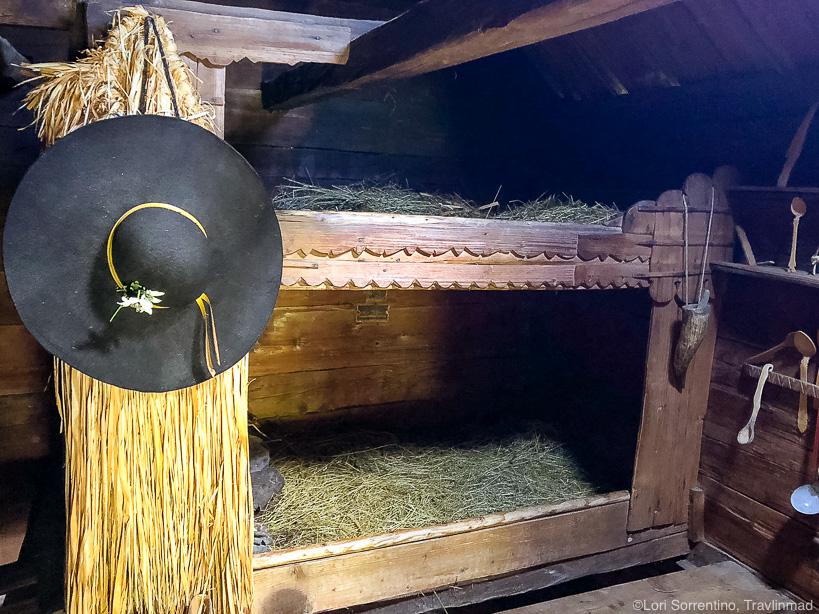 Herdsmen settlement, Velika Planina, Slovenia