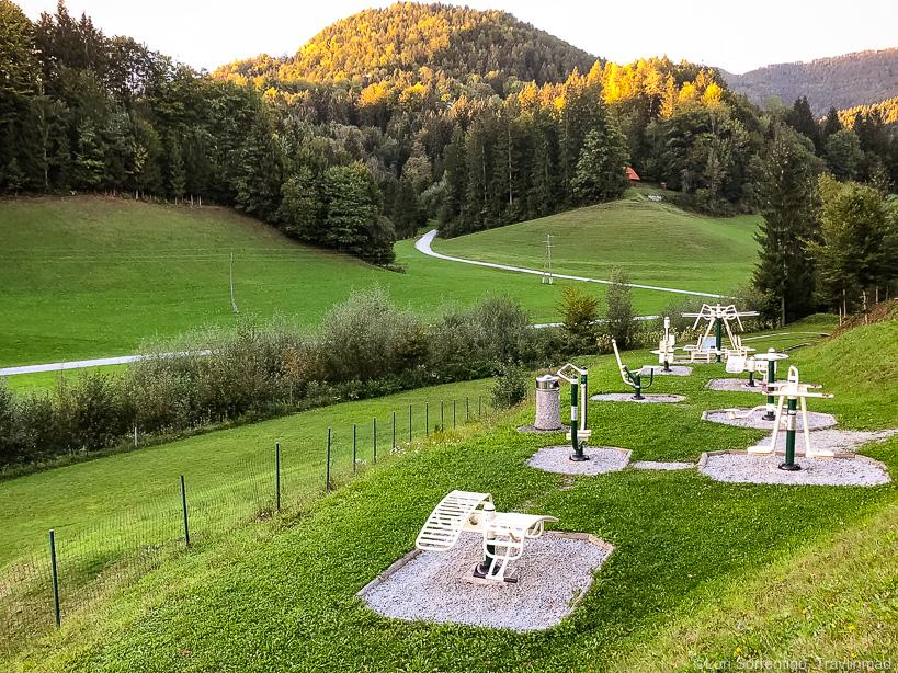 Eco resort Terme Snovik, Slovenia