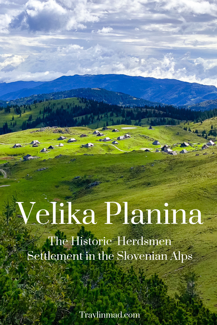 Dreaming of a visit to Slovenia, hiking in one of the greenest destinations in the world? Don't miss a hike to the mountain herdsmen settlement of Velika Planina, a fascinating cultural experience.