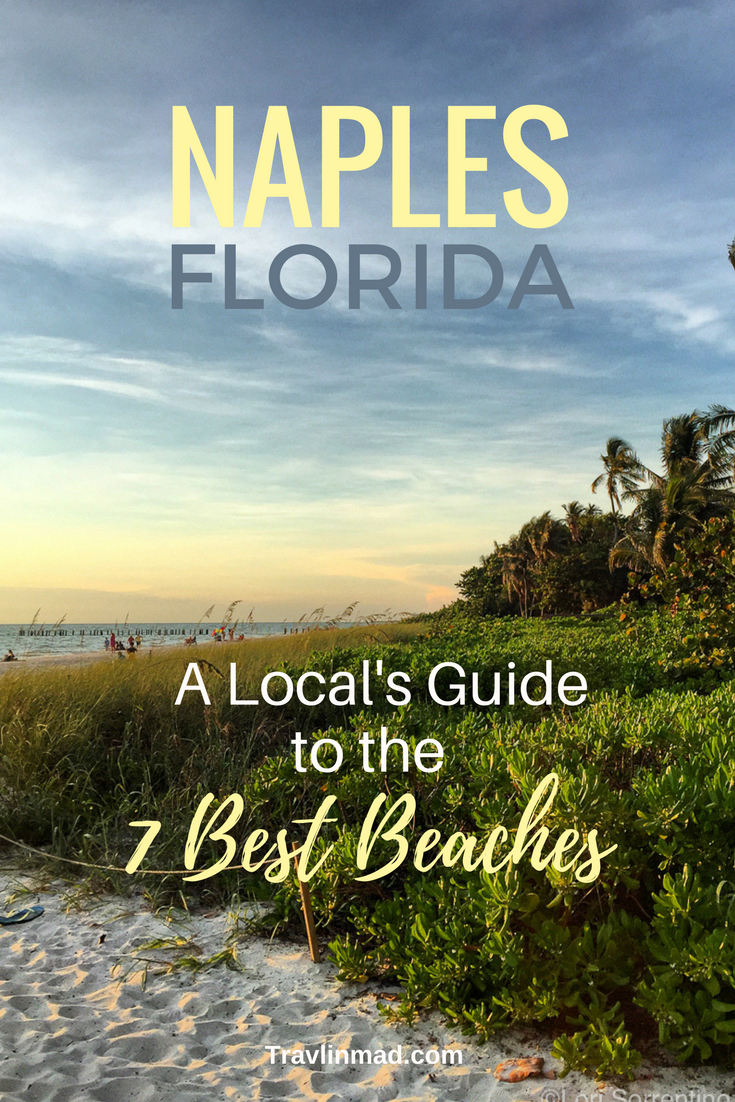 Trust a local to share the best beaches in Naples, Florida! | Best beaches Southwest Florida, #NaplesFlorida