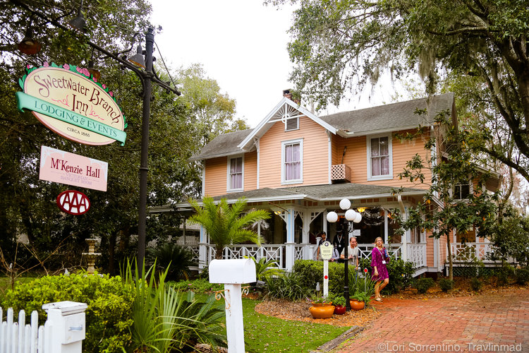 Breakfast at Sweetwater Branch Inn, Gainesville, FL