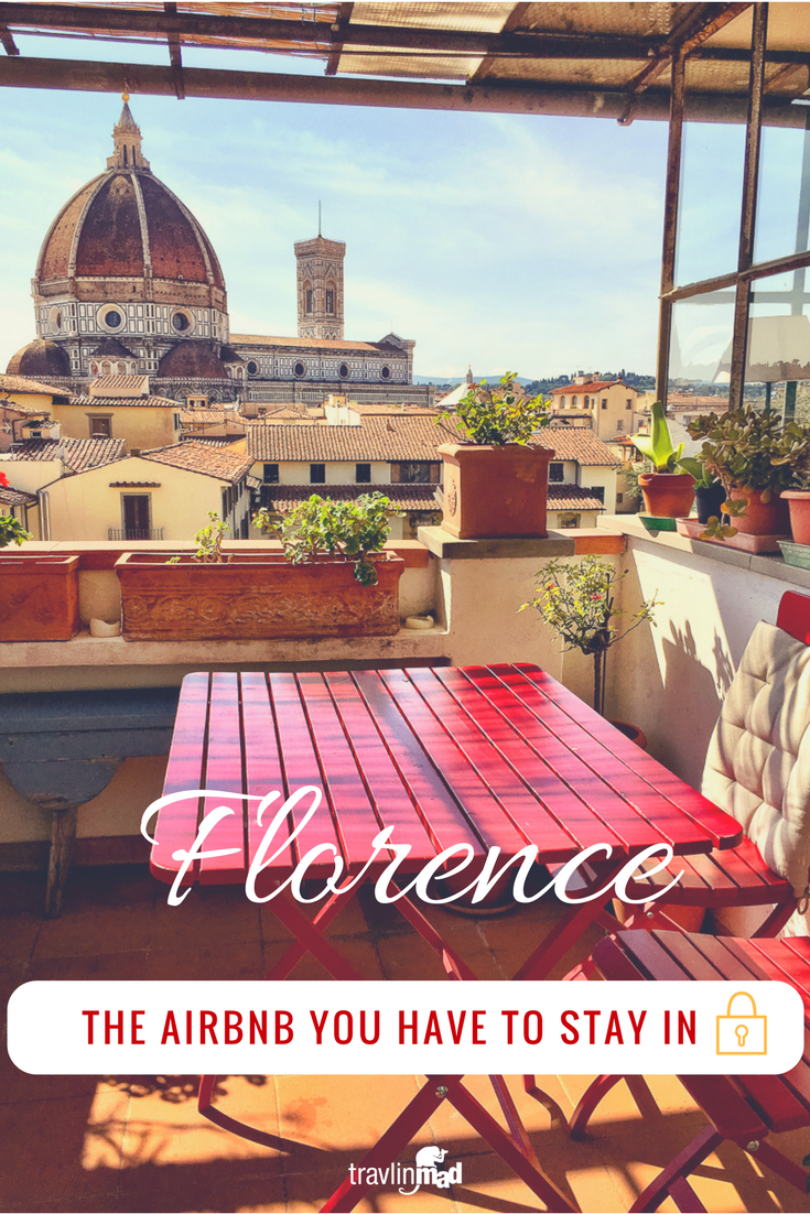 Best Airbnb in Florence, Italy