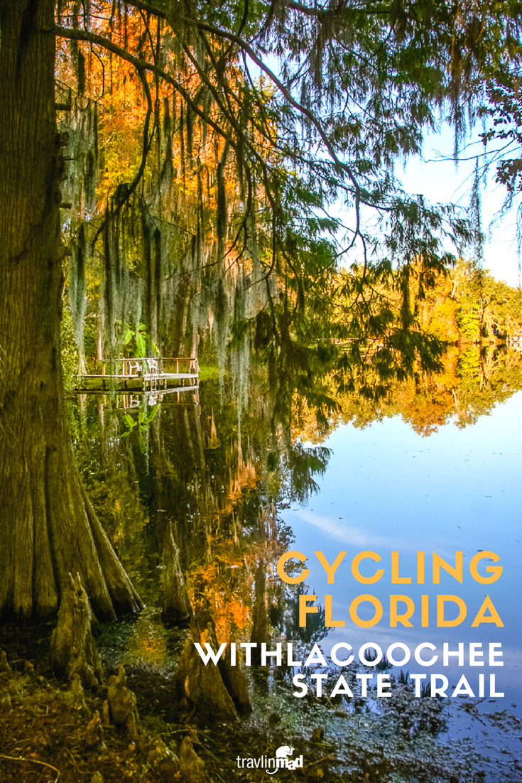 Cycling Florida's Withlacoochee State Trail: Fun to Say, Even More Fun to Ride!