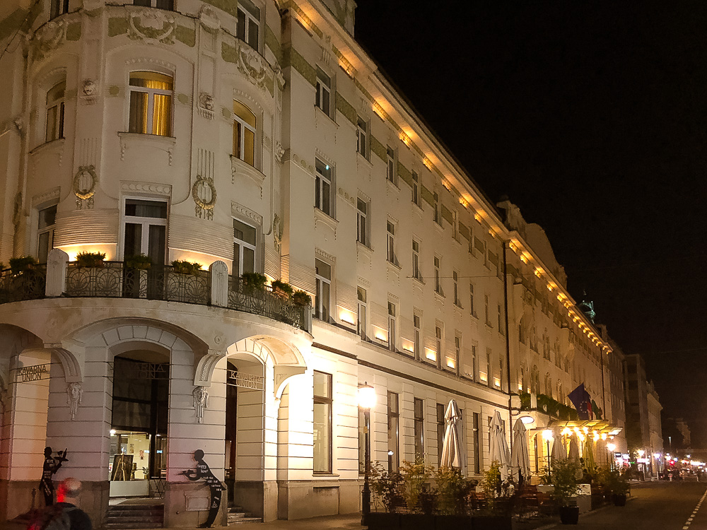 Grand Hotel Union, Ljubljana, Slovenia