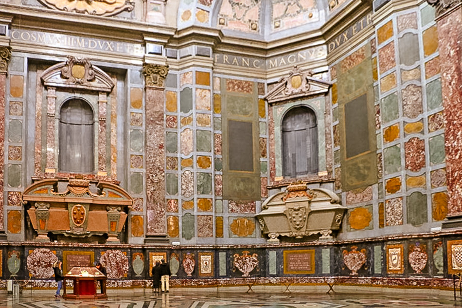 Medici Chapel, Florence, Italy
