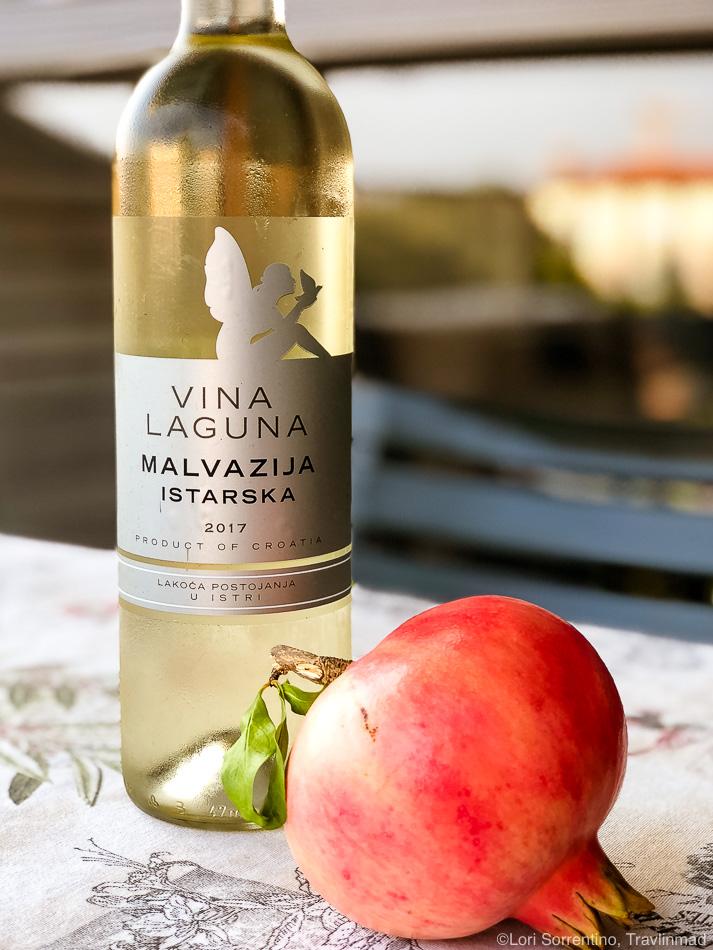 Malvazija, Istrian Wine, Rovinj, Croatia
