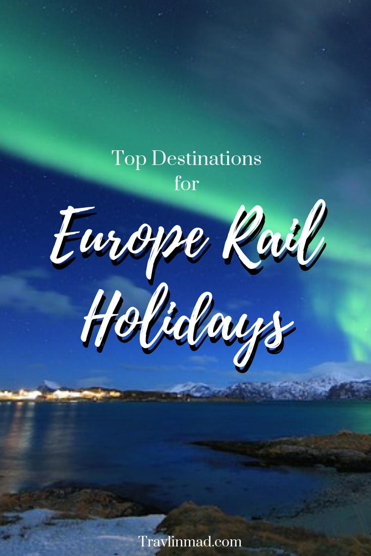 Top destinations for Europe rail holidays