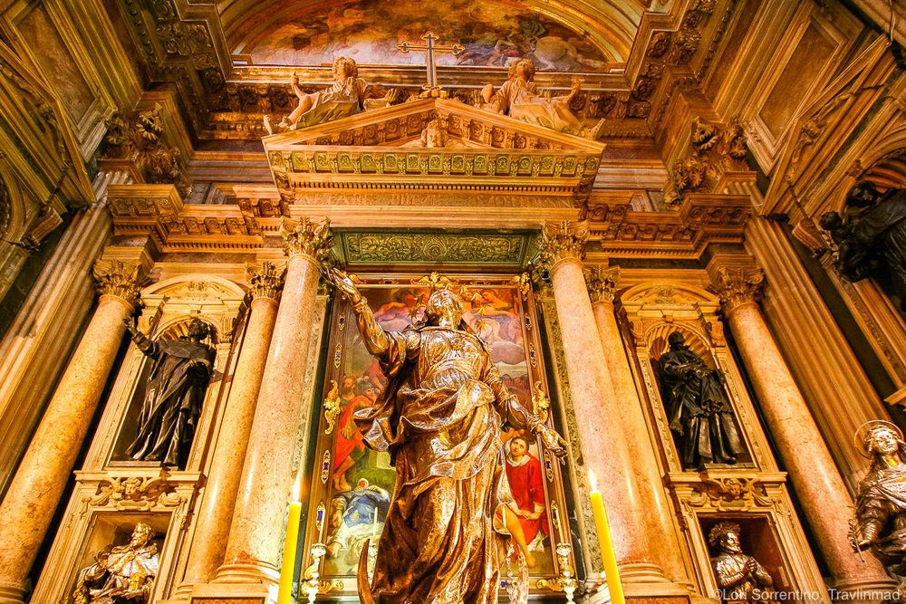 The Duomo, Naples, Italy