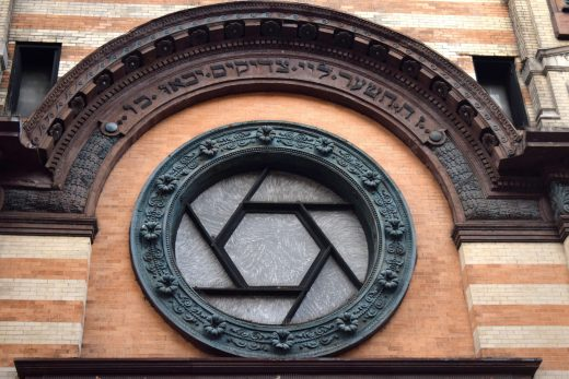 Rivington Street Synagogue, New York City